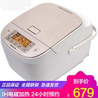 Panasonic 松下 4L IH电饭煲SR-AFY151-N