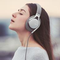 历史新低、降300元:SONY 索尼 MDR-1AM2 Hi-Res 头戴式耳机