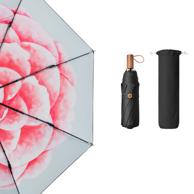 2件 Banana Umbrella 蕉下 Black系列 三折晴雨伞