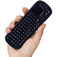 带触控板,iPazzPort 无线迷你键盘