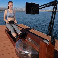史低!美国 Harison 汉臣 DiscoverI W1 划船机