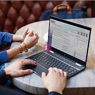 HP 惠普 Envy X360 13.3英寸翻轉筆記本電腦(R5-2500U、8GB、256GB)