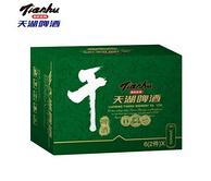 Tianhu 天湖 8度干啤酒 500ml*12听*2件