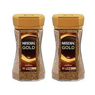 神价格!Nestlé 雀巢 德国版金牌咖啡 100克*6罐+凑单品