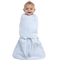 枕垫直白:HALO 包裹式纯棉婴儿安全睡袋 S码