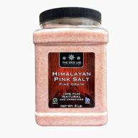 侏罗纪时期海盐!The Spice Lab 喜马拉雅红盐/玫瑰盐 2.26kg*2件