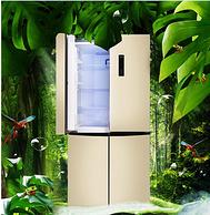 KONKA 康佳 450升 变频 十字对开冰箱  BCD-450WEGX4SP
