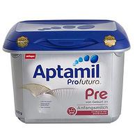 德国版 ,Aptamil 爱他美 白金版 婴幼儿配方奶粉 Pre段 800g