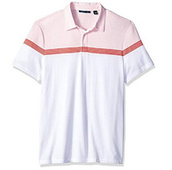 Perry Ellis Stripe 男Polo衫