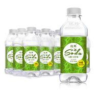 优典 青柠 苏打水 350ml*15瓶