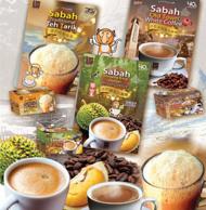 马来西亚进口 MARIO COFFE 猫山王 榴莲白咖啡 480g