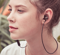 续航15小时+无痛佩戴+支持SIRI!Havit 海威特 I39磁吸式蓝牙耳机