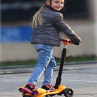 Warmest 致暖 儿童音乐蓝牙喷雾滑板车
