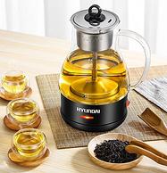 韩国 现代 煮茶器 喷淋式蒸汽煮茶