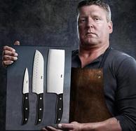 德国百年品牌 Fissler 菲仕乐 刀具 三件套