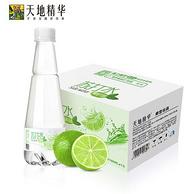 天地精華 青檸檬蘇打水飲料 410ml*15瓶
