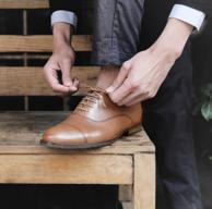 CK制造商 网易严选 男士 英伦 商务正装皮鞋