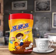 4.9分,高乐高 巧克力粉早餐速溶饮料 500g