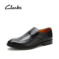 限UK7.5码:Clarks 其乐 男士 真皮 乐福鞋
