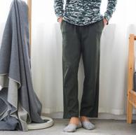 网易严选 设计师款 男士 家居休闲裤