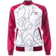 adidas 阿迪达斯 Rita Ora联名款 女士 棒球服外套