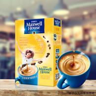 麦斯威尔 奶香速溶咖啡7条*3件