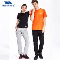 英国老牌 Trespass 趣越  男女款 冲锋裤