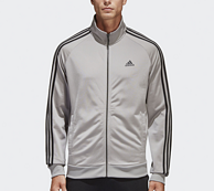 adidas 阿迪达斯 Essentials Track 男士运动夹克 *2件