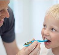 4支!挪威进口,Jordan 儿童训练牙刷