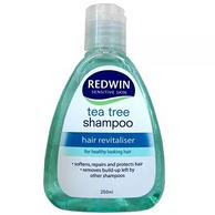 适合凑单:孕妇也适用,Redwin 茶树油洗发水 250ml