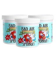 美亚畅销品,400g*3罐装,The ORIGINAL Bad Air Sponge吸收异味空气净化剂