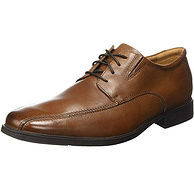 UK6.5码,Clarks其乐 男士 Tilden Cap 牛津鞋