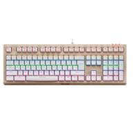 RAPOO 雷柏 V510S 108鍵機械鍵盤