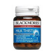 澳大利亚进口!BLACKMORES澳佳宝奶蓟草护肝片42片*2瓶