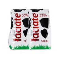 临期:波兰 Laciate 兰雀 全脂成人奶粉500g*2袋