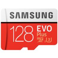 限地区:Samsung 三星 EVO+升级版 128G TF存储卡