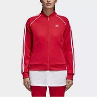 adidas 阿迪达斯 SST Track 女款运动外套