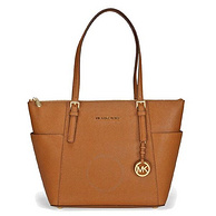 2件!MICHAEL Michael Kors Jet Set Travel 女士手提包