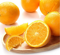 南非进口橙子 单果150-220g 12粒 *2件