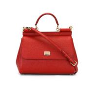 霉霉同款!Dolce & Gabbana 杜嘉班纳 西西里系列 女士手提包