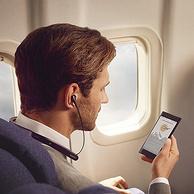 SONY 索尼 WI-1000X 颈挂蓝牙入耳式降噪耳机 黑色