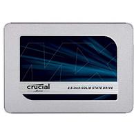 crucial 英睿達 MX500 SATA3 固態硬盤 1TB