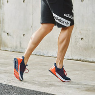 Adidas 阿迪達斯 Falcon Elite 5 M 男款緩震輕便休閑跑鞋 兩色可選