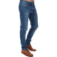 2件,Ben Sherman 男士全棉修身牛仔裤