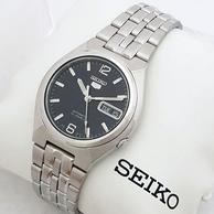 SEIKO 精工 Series 5 SNKL61 男士机械腕表