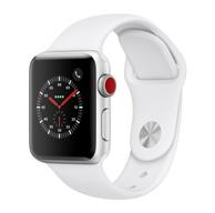 保价双11,预售:Apple Watch Series 3 智能手表 蜂窝网络版 38mm