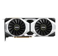 12日0點、新品首降: msi 微星 GeForce RTX 2080 VENTUS 8G OC 萬圖師 顯卡