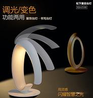 京东Plus会员: 日本Panasonic 松下 SQ-LE530-W72 LED台灯