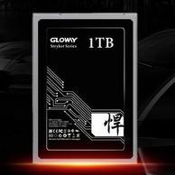 Gloway 光威悍將 1TB SATA3 SSD固態硬盤