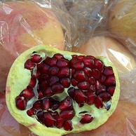 12-15枚裝,眾天 陜西特產臨潼甜石榴 約10斤裝